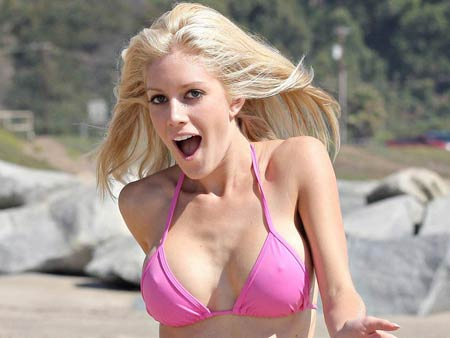 Heidi Montag Wants Even Bigger Boobs