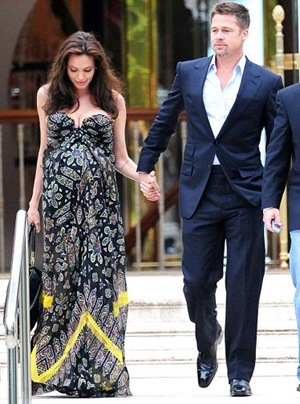 angelina and brad cannes france-3