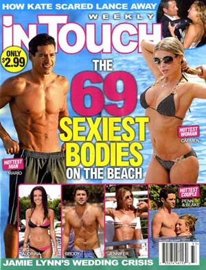 In Touch Cover August 2008