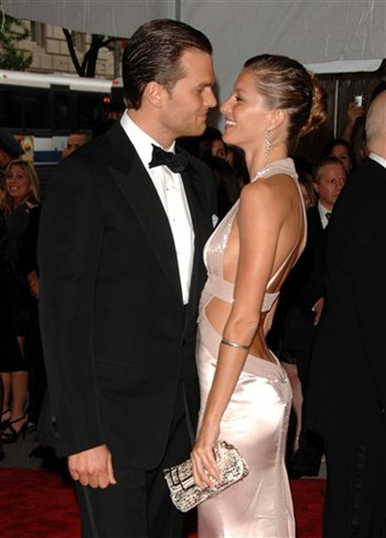 Tom Brady and Gisele Bundchen Wedding