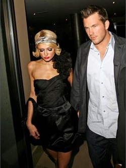 Paris Hilton and Doug Reinhardt-2