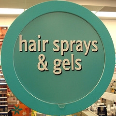 Spray Gel